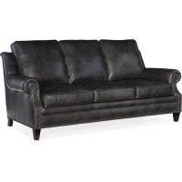 Bradington Young Roe Stationary Sofa 8-Way Tie 611-95 Product Image