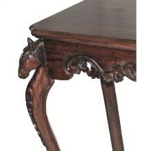 Horse Head Sofa Table