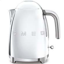 Electric Kettle, Polished stainless steel