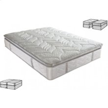 Sealy 6ft Guernsey Zip & Link Mattress