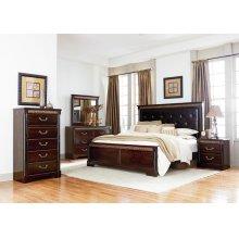 Standard Furniture 69300 Venetian Panel Bedroom set Houston Texas USA Aztec Furniture