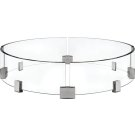 Round Windscreen for Kensington and Victorian fits St. Tropez and Kensington Product Image
