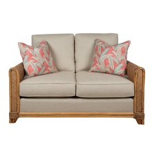 Loveseat, Sofa Arms available in Classic Natural Finish Only.