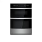 "NOIR 30"" Microwave/Wall Oven with V2 Vertical Dual-Fan Convection Product Image"