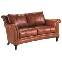 Surrey Loveseat (Leather)