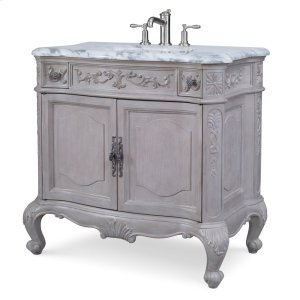 Private Retreaat Sink Chest - Grey Product Image
