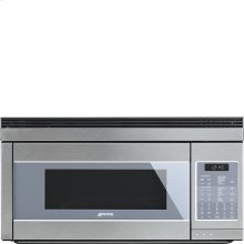 """Over-The-Range Microwave, 30"""" Supersilver Glass"""