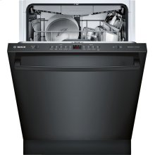 100 Series Dishwasher 24'' Black