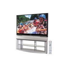 "61"" Diagonal DLP Technology Projection HDTV"