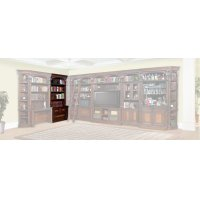 CORSICA 2 piece Lateral File and Hutch Product Image