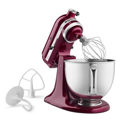 Artisan® Series 5 Quart Tilt-Head Stand Mixer - Bordeaux