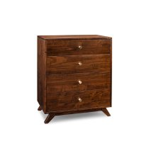 Tribeca 4 Drawer Chest