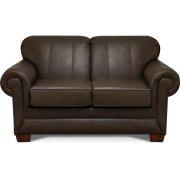 Monroe Leather Loveseat 1436LS Product Image