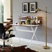 Knack Wood Office Desk in Cherry