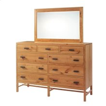 Lynnwood High Dresser- Mirror