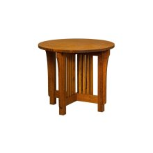 """Bungalow 26"""" Round Table"""