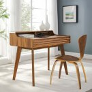Render Writing Desk in Walnut Product Image
