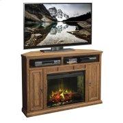 """Scottsdale 56"""" Corner Fireplace Product Image"""
