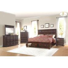 Homelegance 1832 Cranfills Storage Bedroom set Houston Texas USA Aztec Furniture