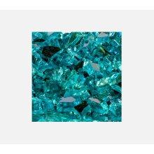 Caribbean Blue Reflective Fire Jewelry