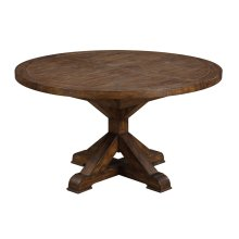 Chambers Creek - 5 Piece Round Dining Table Set