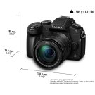 DMC-G85M Micro Four Thirds Product Image
