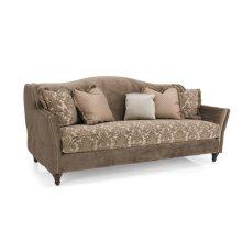 Sofa (fabric outside arm)