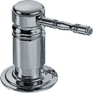 Soap dispenser SD-170 Polished Nickel Product Image