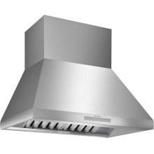 36-Inch Professional Chimney Wall Hood