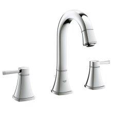 Grandera 8 Widespread Two-Handle Bathroom Faucet M-Size