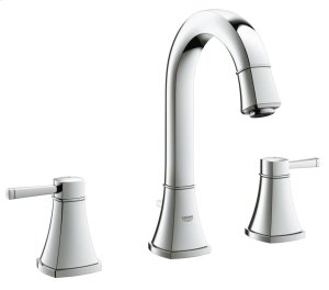 Grandera 8 Widespread Two-Handle Bathroom Faucet M-Size Product Image