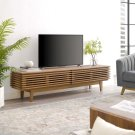 "Render 71"" TV Stand in Walnut Product Image"