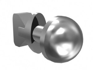 Robe Hook - Chrome Product Image
