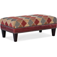 Bradington Young Rects Rectangle Ottoman 804-REC