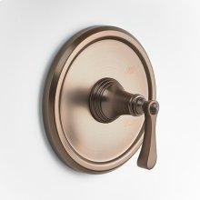 Berea Pressure-balance Valve Trim - Bronze