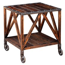 Balfour End Table