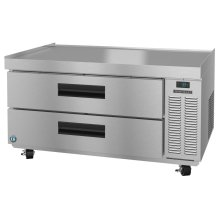 CR49A, Refrigerator, Single Section Chef Base Prep Table, Stainless Drawers