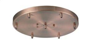 212-AC - 6 LIGHT PAN ACCESORY Product Image