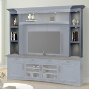 AMERICANA MODERN - DENIM Hutch Piers Product Image