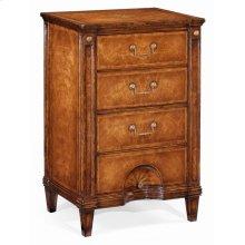 Starburst two drawer filing cabinet