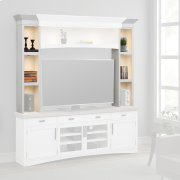 AMERICANA MODERN - COTTON Hutch Piers Product Image