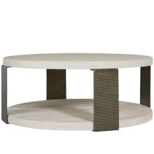 Wilder Round Cocktail Table