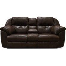 EZ Motion EZ6D00R Double Reclining Loveseat Console EZ6D85R