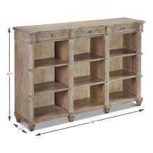 Halsley Bookshelf