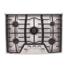 30 Gas Cooktop with the Professional Look of Stainless Steel