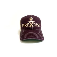 Maroon Traditional Trucker Hat