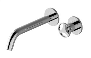 Harley Wall-Mounted Lavatory Faucet with Single Handle Product Image
