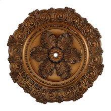 Marietta Medallion 33 Inch in Antique Bronze Finish