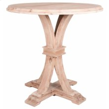 Devon Round Bar Height Dining Table