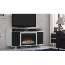 This stylish, contemporary TV stand accommodates most flat screen TVs up to...
